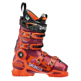 DALBELLO DS 120 (red/orange) SKI BOOT