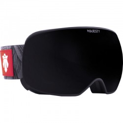 GAFAS NIEVE MAJESTY THE FORCE SPERICAL + lentes black pearl y yellow citrine